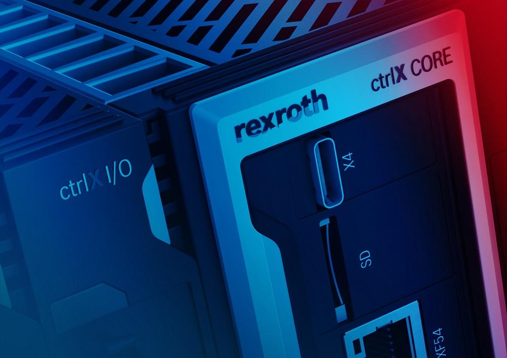 Bosch Rexroth lance sa plateforme 4.0 ctrlX Automation