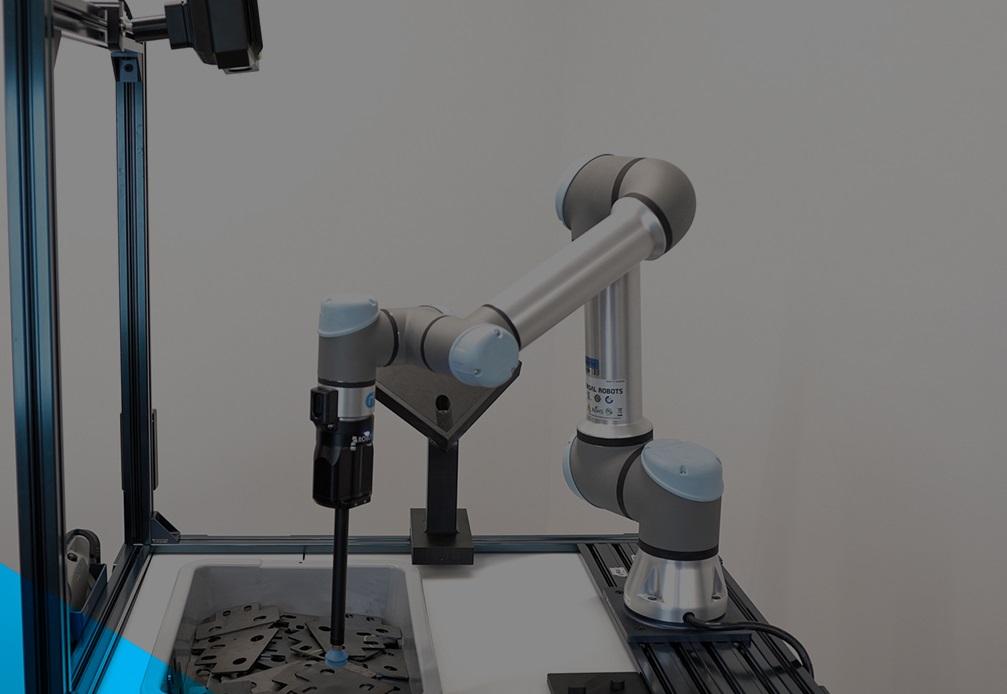 Robotiq lance son kit de prise de pièces en bac