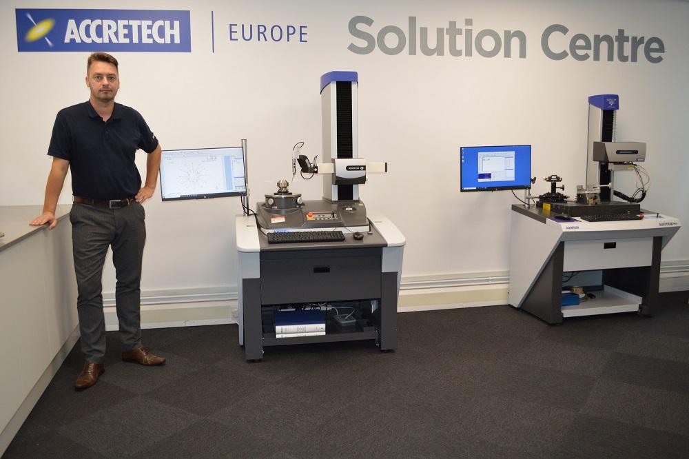 Un «centre de solutions» Accretech ouvert en Angleterre