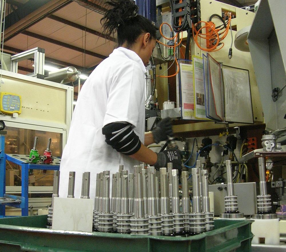Pays de Savoie : l'activité industrielle repart à la hausse