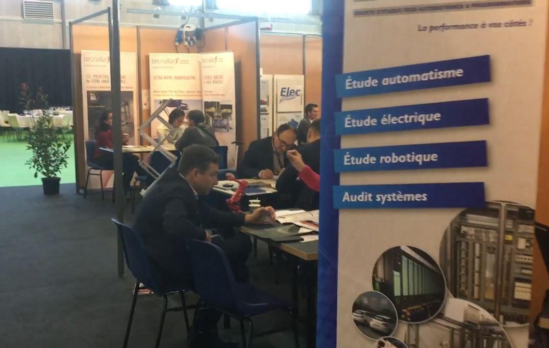 Robot4manufacturing, convention d'affaires dédiée à la robotique