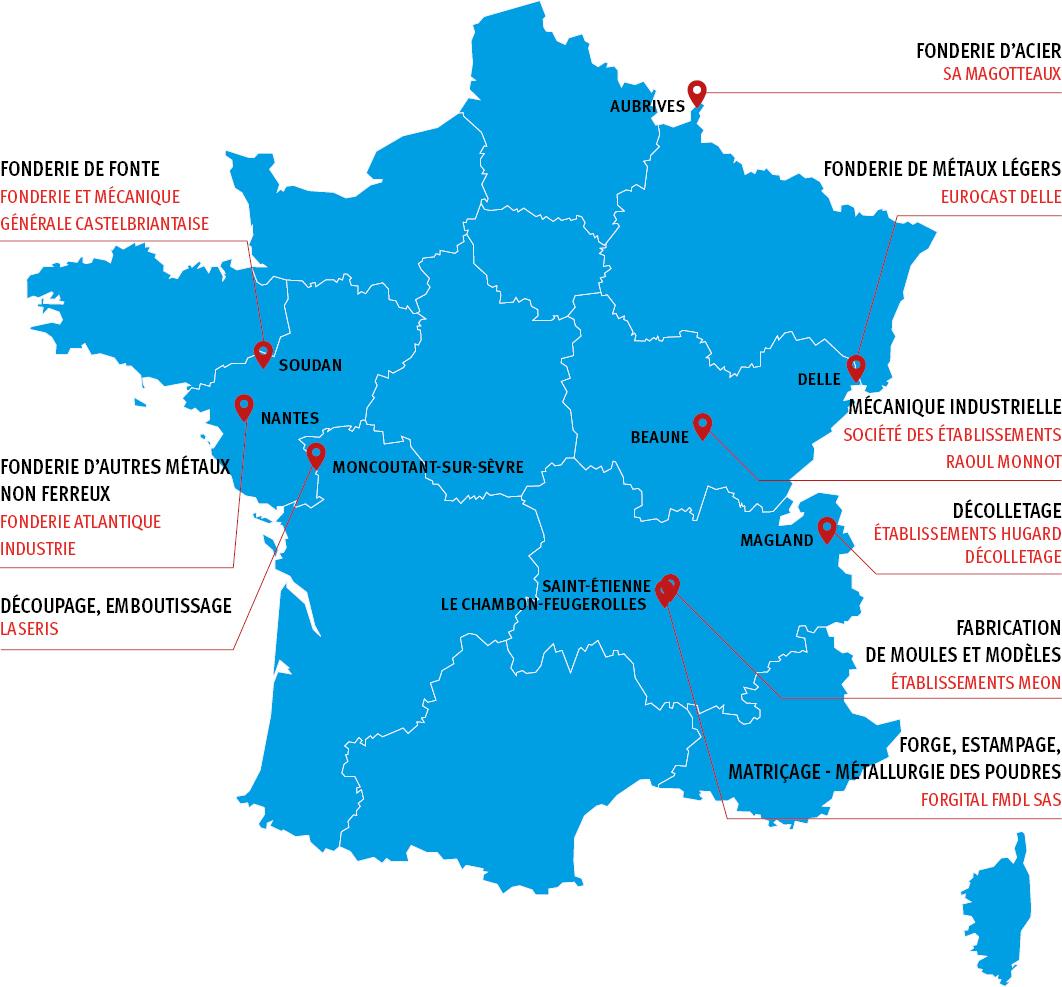 Notre palmarès des meilleurs sous-traitants français