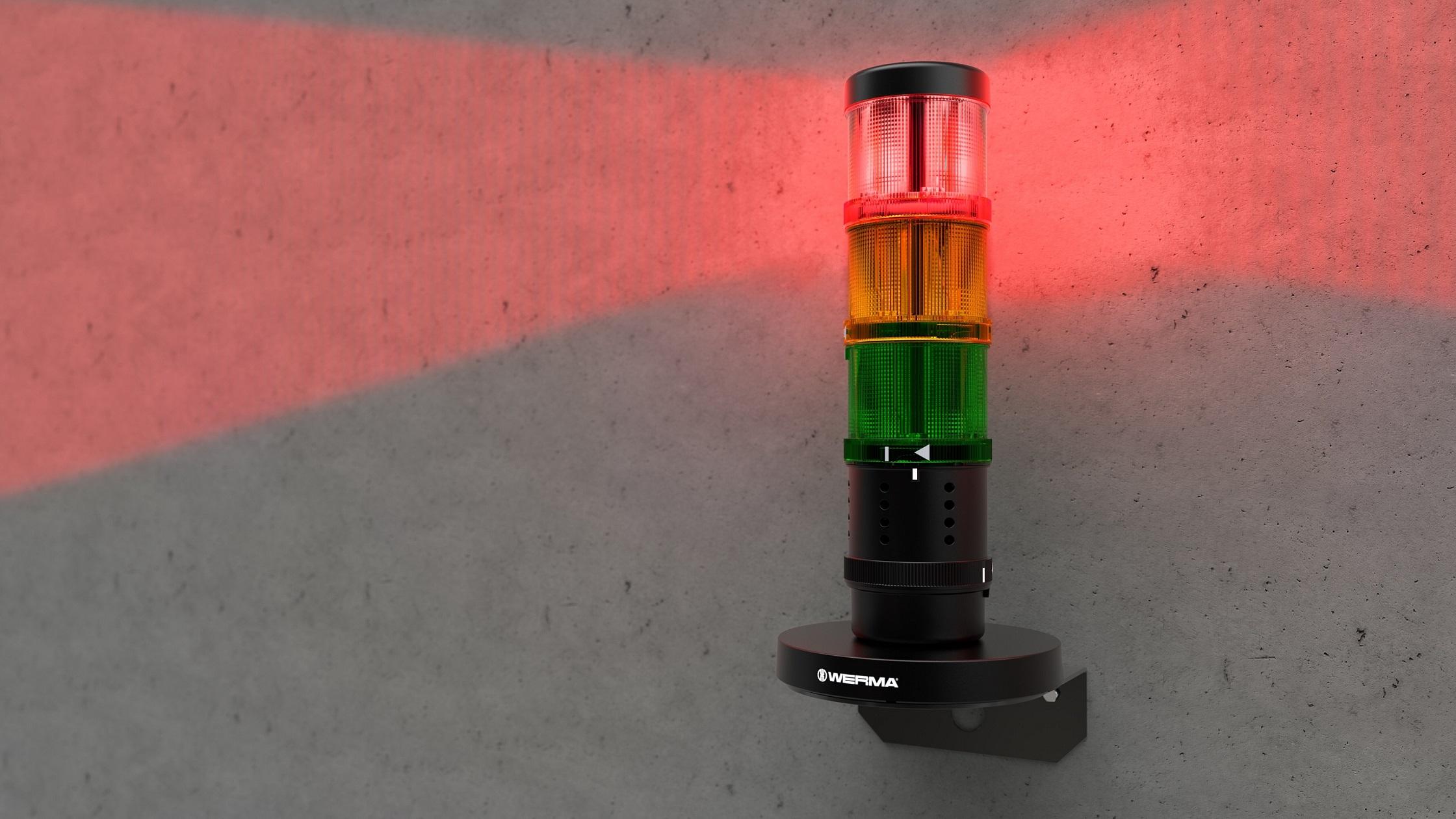 Un feu de signalisation pour mesurer et visualiser la concentration de CO2