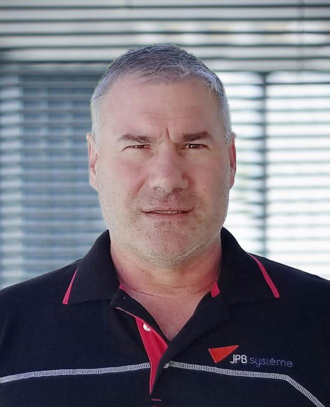 Tim Zeigler à la direction des ventes internationales chez JPB Système