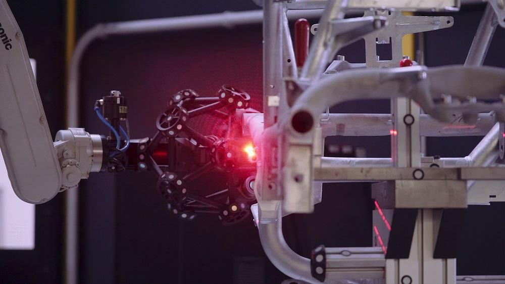 Le contrôle automatisé des structures tubulaires