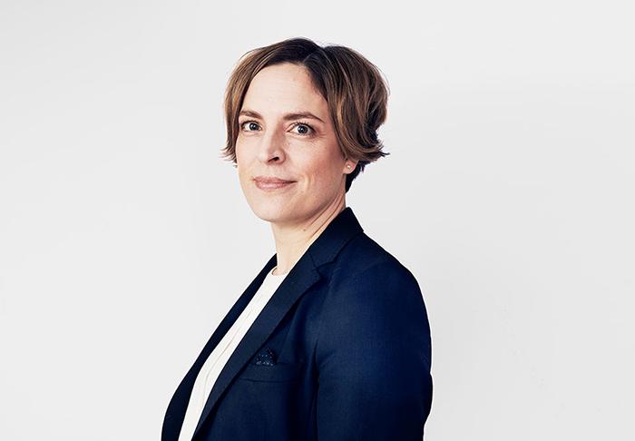 Helen Blomqvist, présidente de Sandvik Coromant