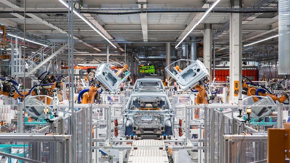 Volkswagen : la course à la digitalisation de ses usines
