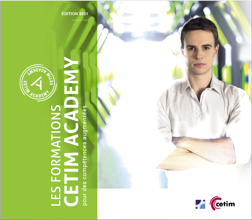 Catalogue : formations du Cetim