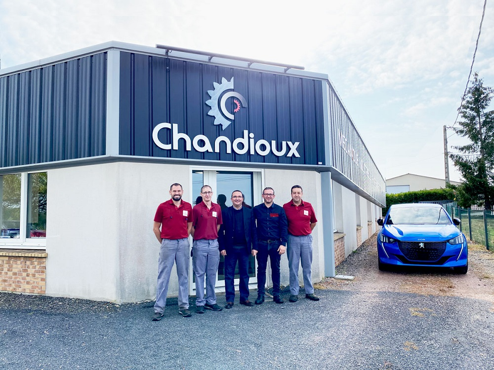 Chandioux Engrenages et Tungaloy, une collaboration fructueuse