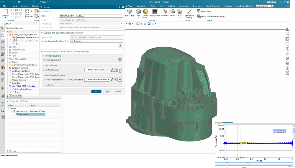 Simcenter 3D passe en version 2021
