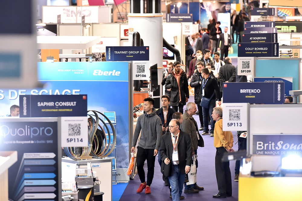 Le salon Global Industrie Lyon déplacé du 7 au 10 septembre
