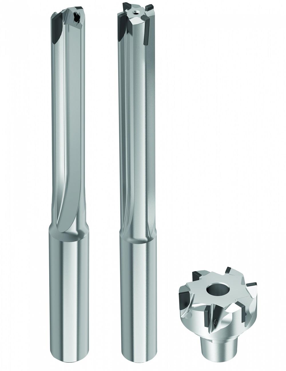 Une gamme d'outils PCD accélère l'usinage de l'alu
