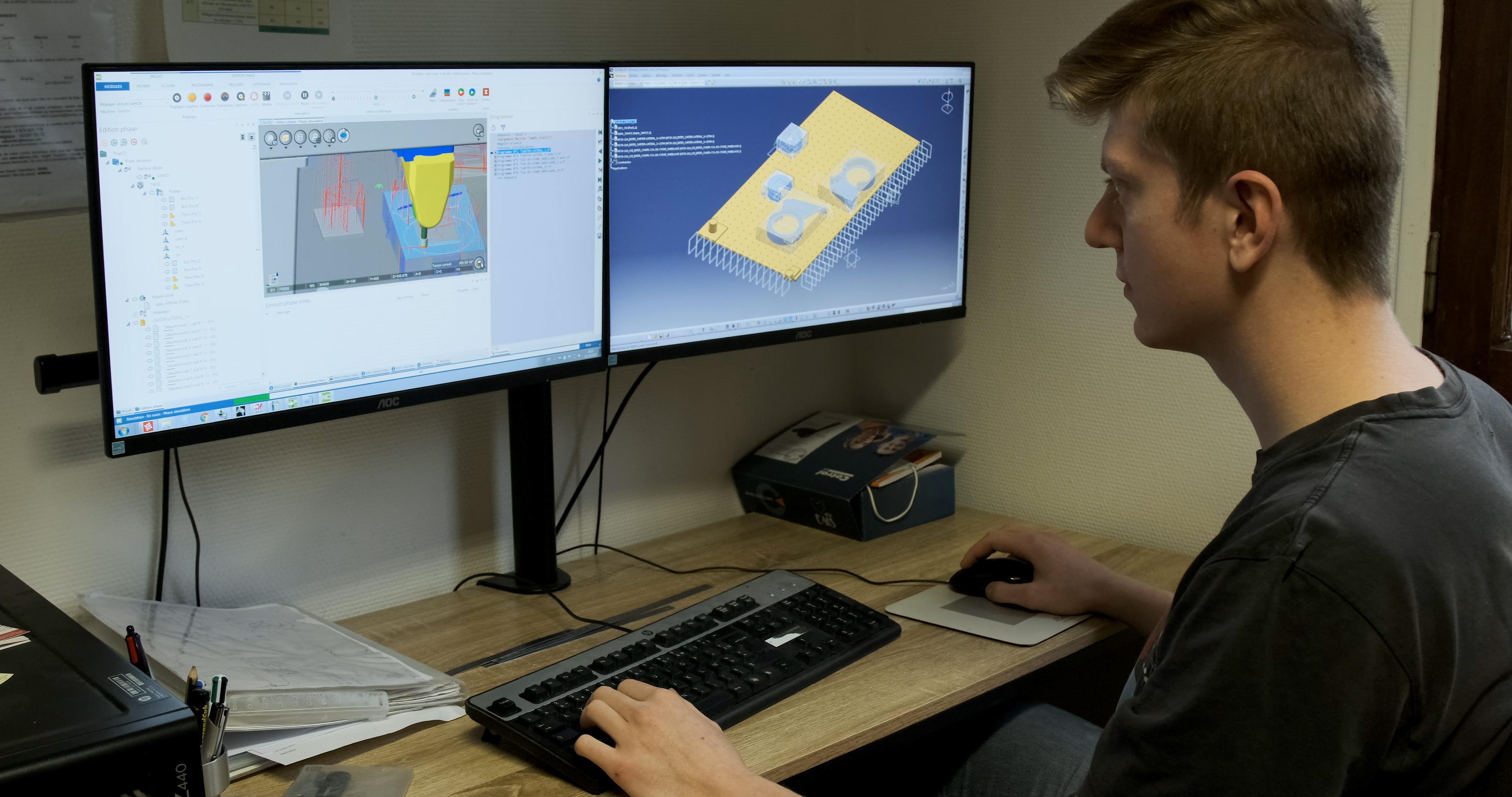 Digitaliser pour mieux produire