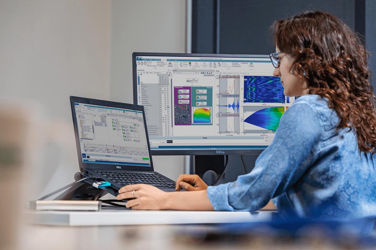 Evolution du logiciel de test et simulation Testlab