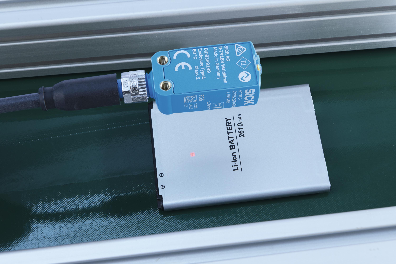 Capteur photoélectrique miniature à détection améliorée