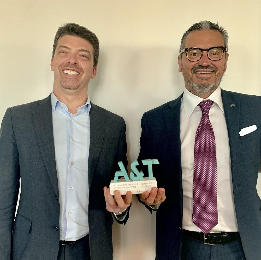 A Turin, Bonfiglioli remporte le prix Innovation 4.0