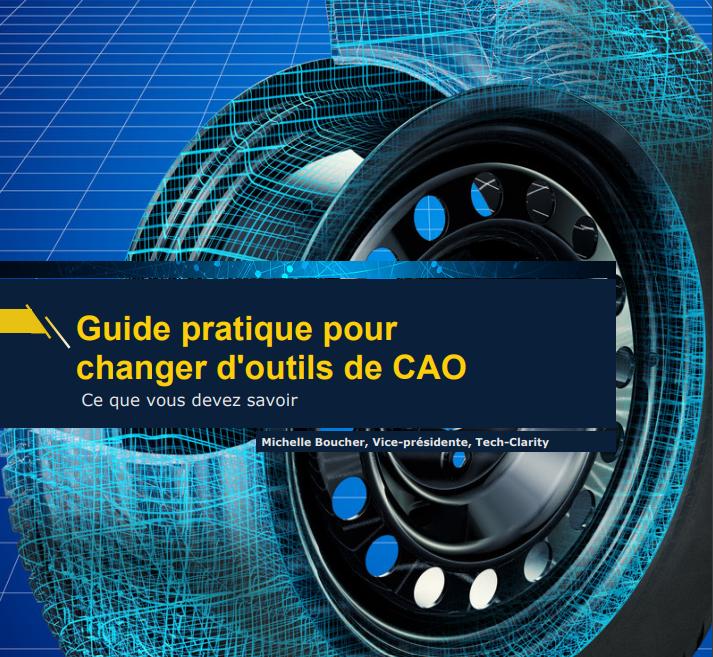 Livre blanc : changer d'outils de CAO