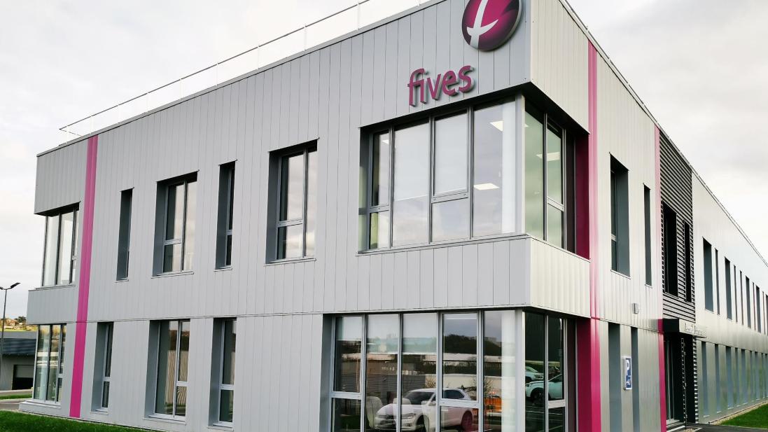 Fives Intralogistics labellisé « Vitrines Industrie du Futur »