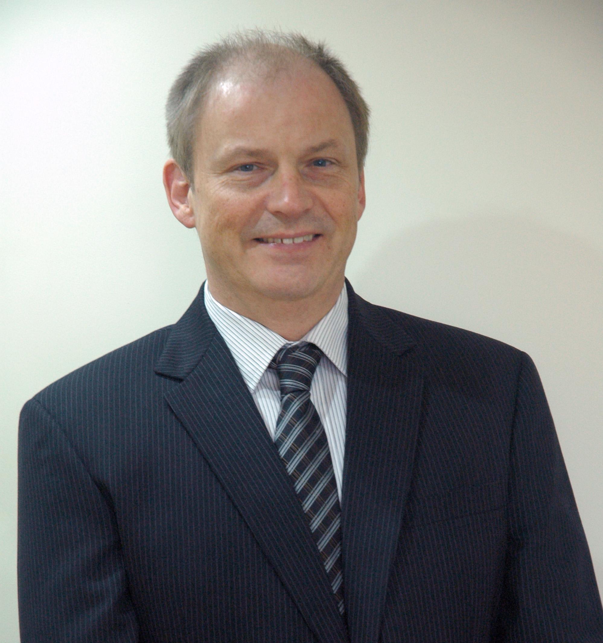 Michael Ford reçoit le prix « Dieter Bergman IPC Fellowship »