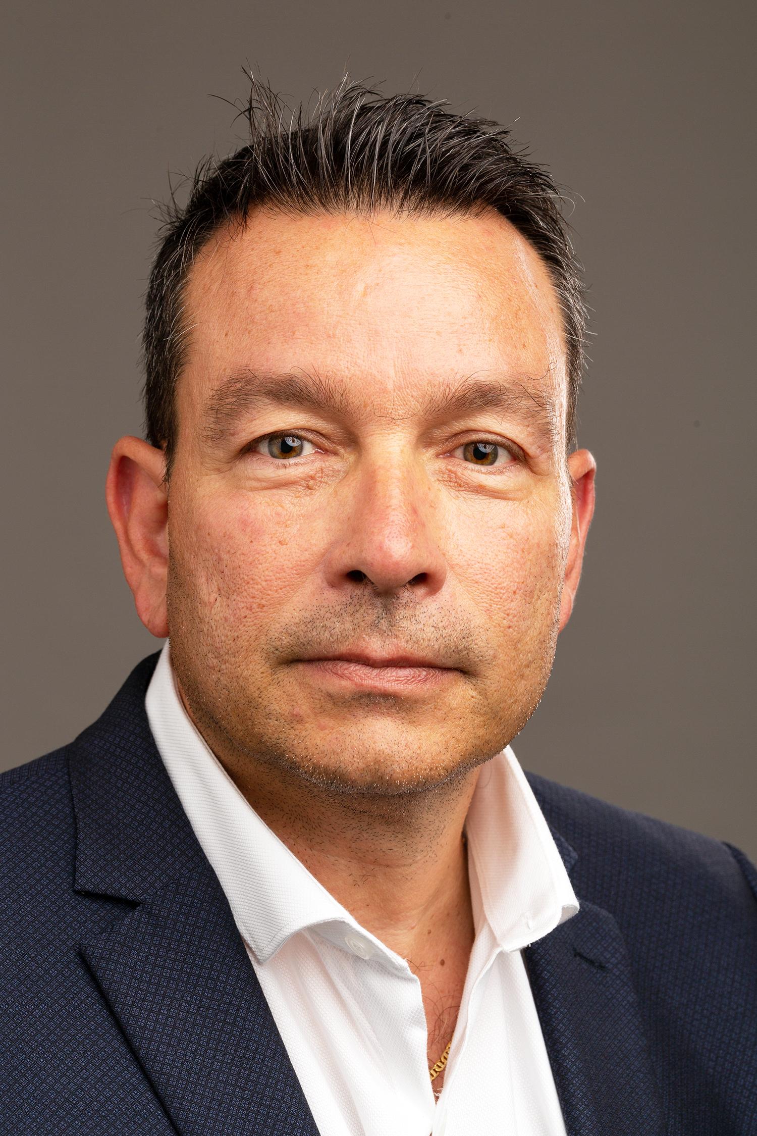 Antonio Parisse, vice-président de Cimatron