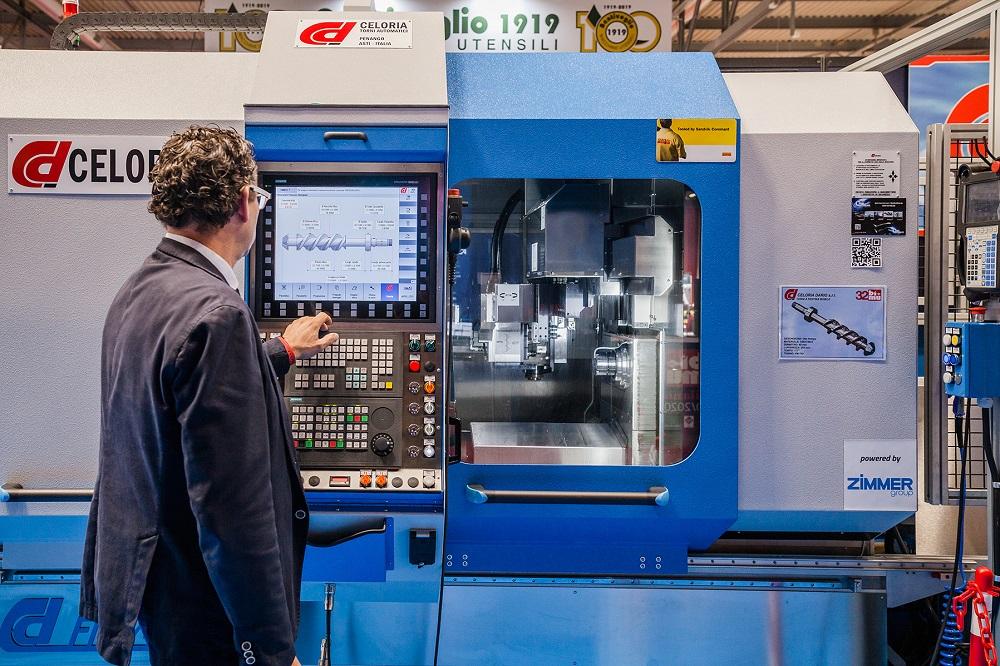 En Italie, les commandes de machines-outils bondissent au premier trimestre