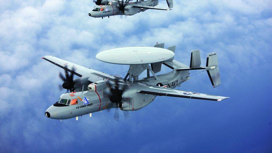 Des hélices fabriquées dans le Lot pour des avions militaires américains