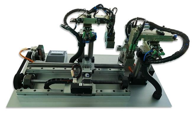 Une multitude de composants pour concevoir