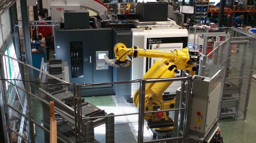 Les ventes de robots se contractent en 2020