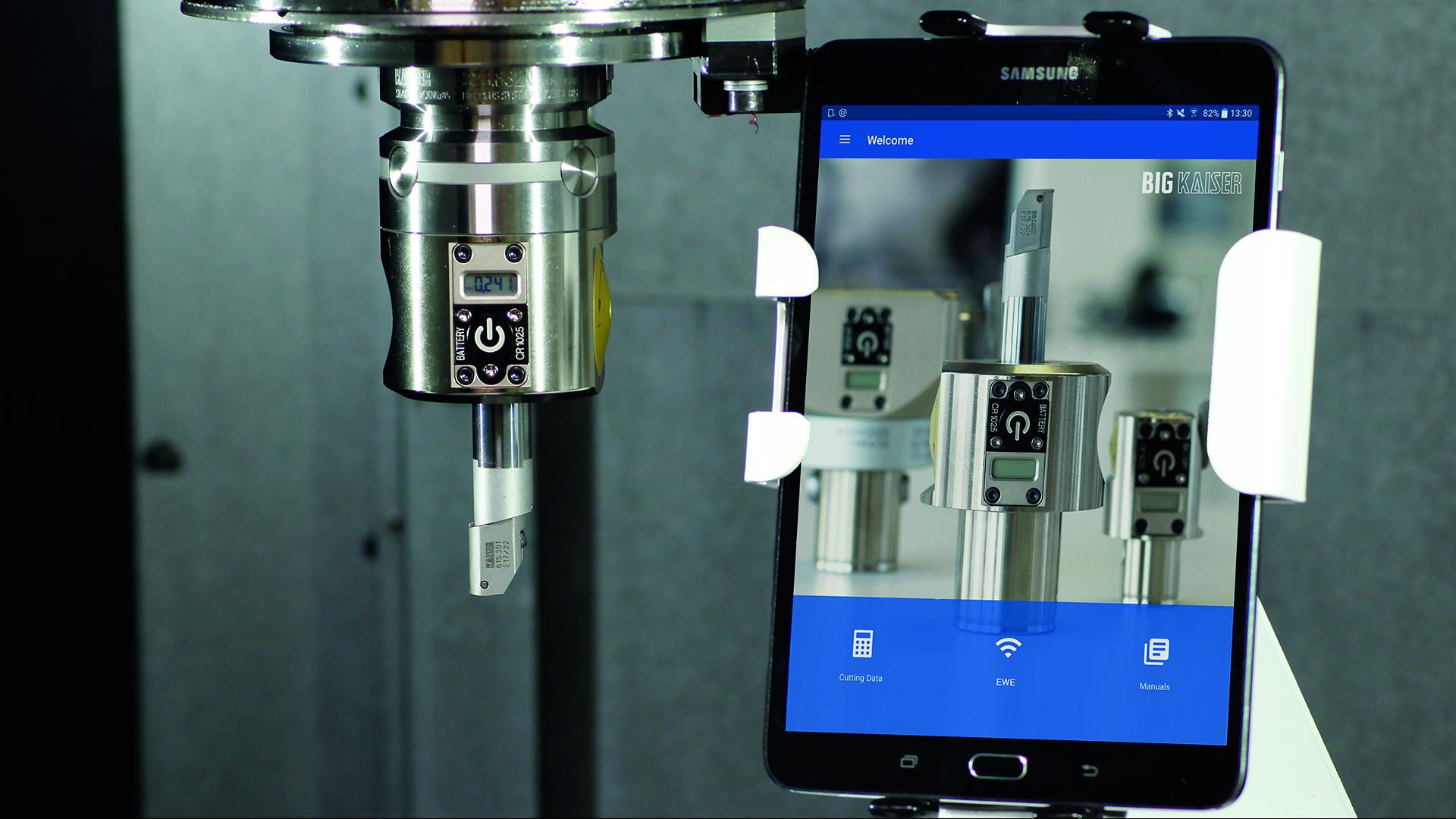Fabrication intelligente avec les têtes d'alésage numériques