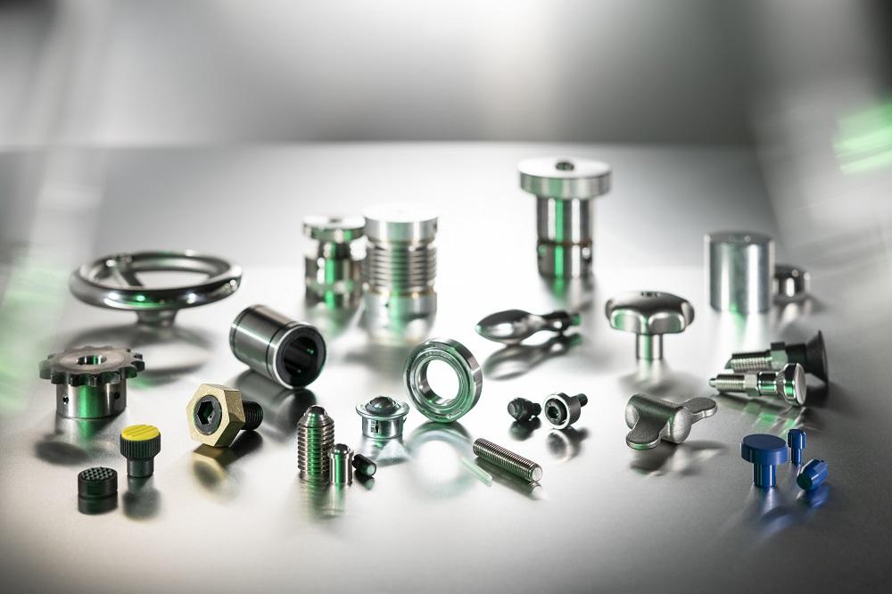 Des composants standard en céramique pour réduire l'abrasion et l'usure