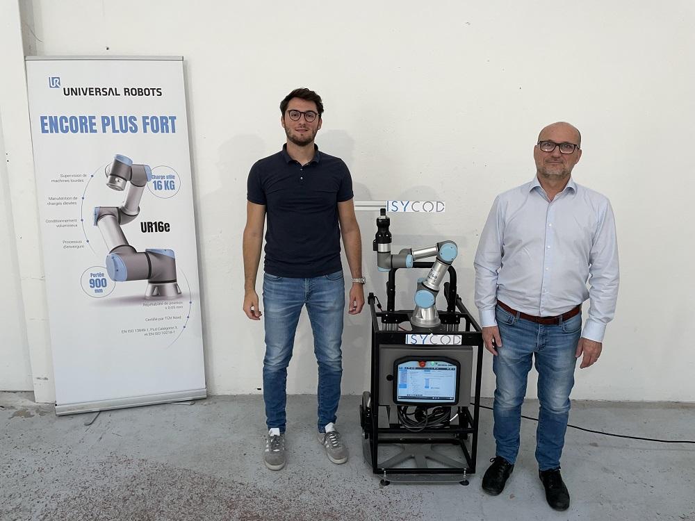 En Auvergne-Rhône-Alpes, Isycod devient intégrateur des cobots UR