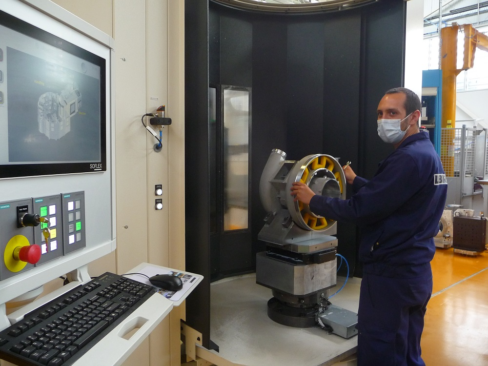 Quand Liebherr-Aerospace s'appuie sur l'expertise de Liebherr Automation
