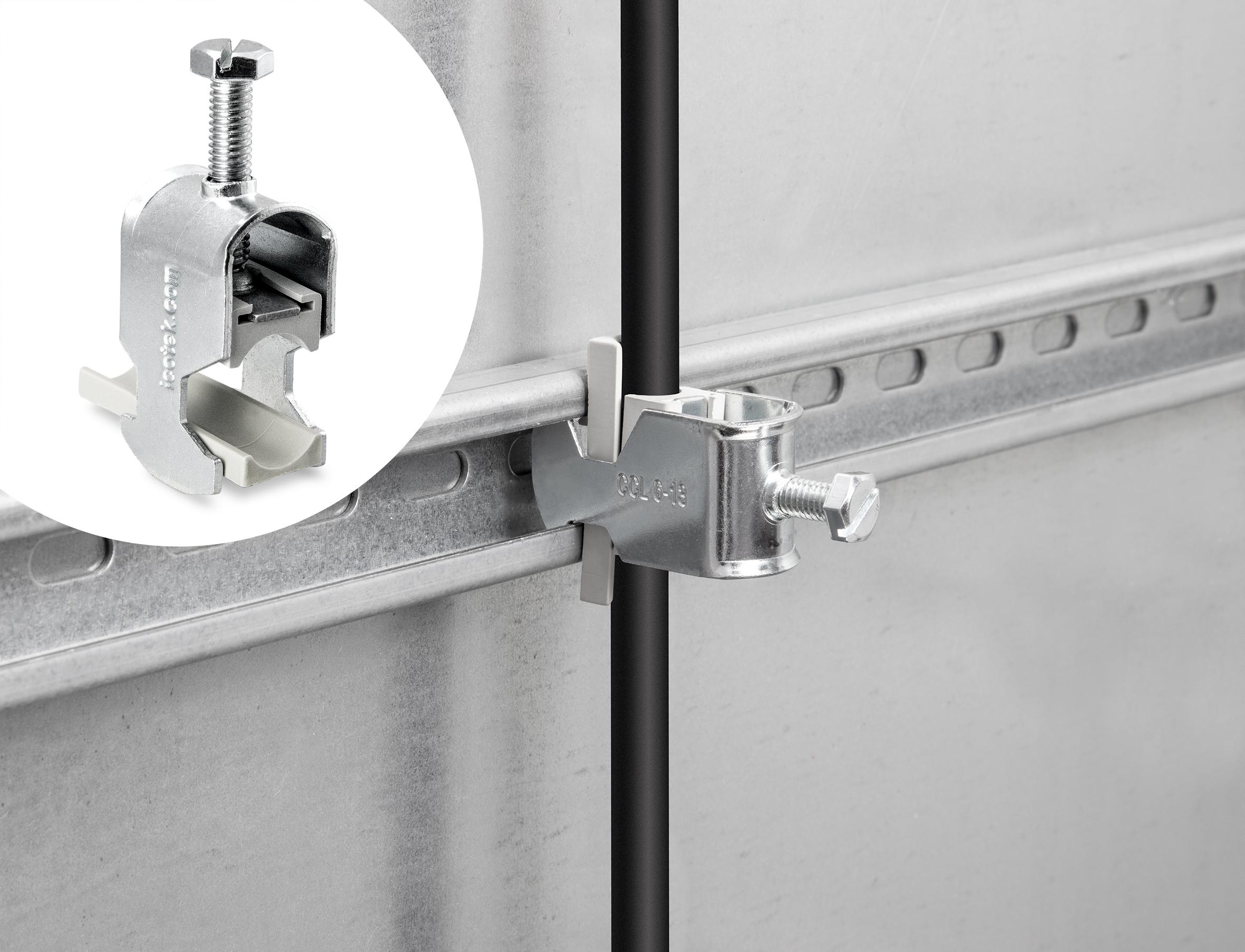 Serre-câbles anti-vibrations proposé par Icotek