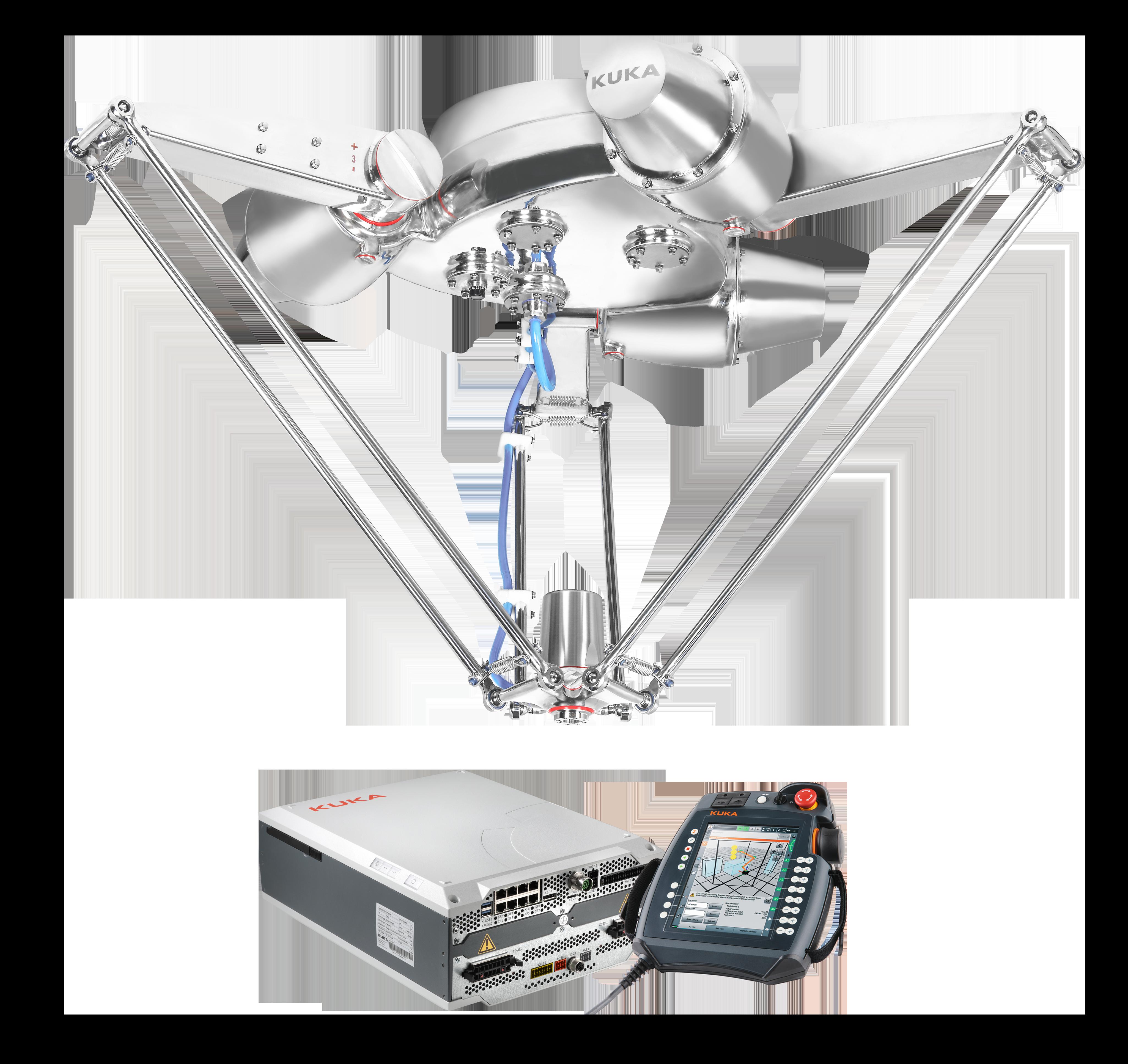 La robotique industrielle