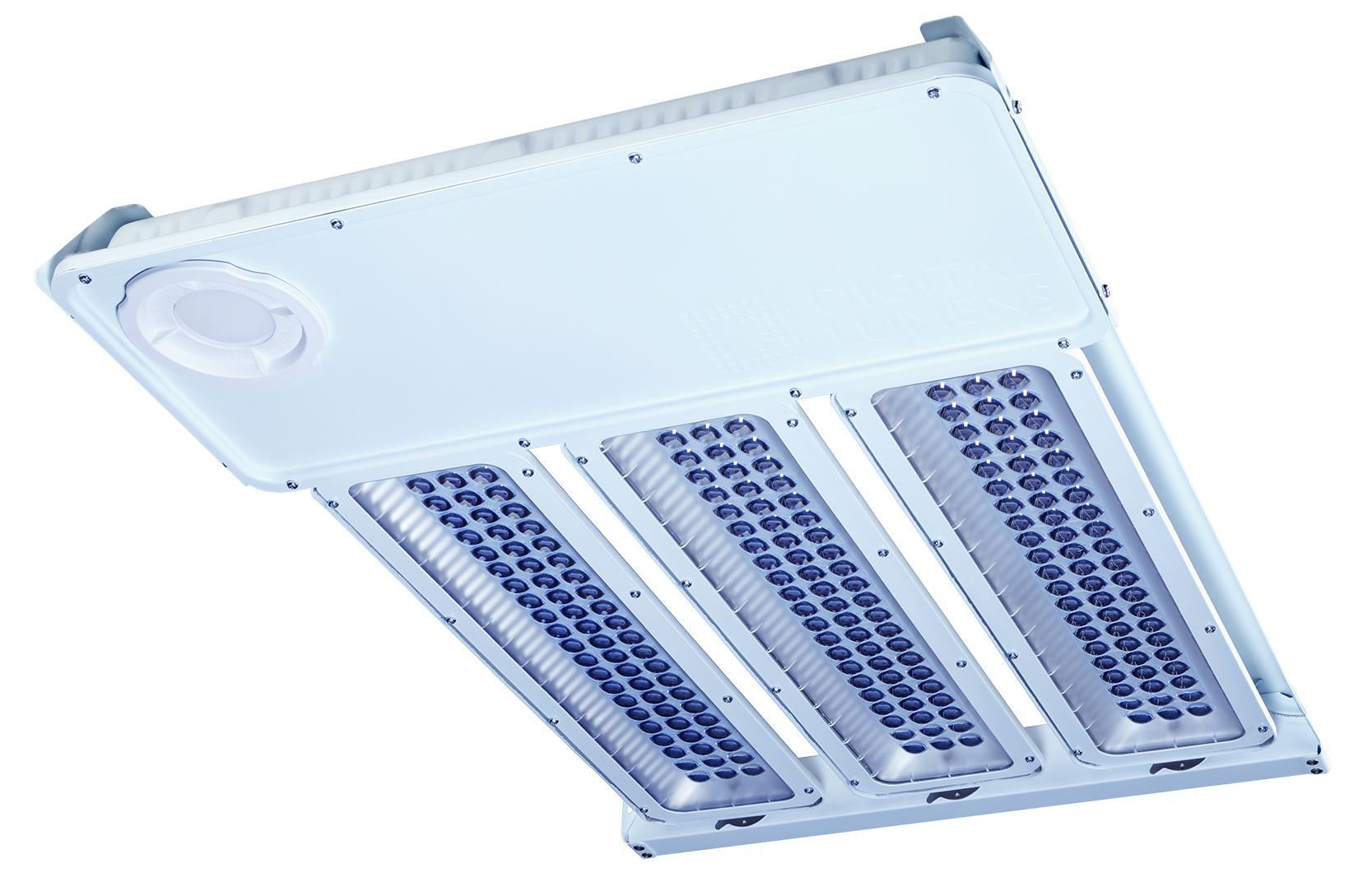 Eclairage LED connecté proposé par EAS Solutions