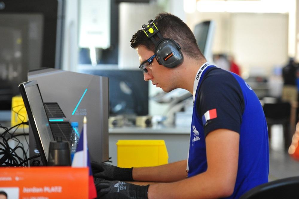 Huron accueille douze candidats des WorldSkills