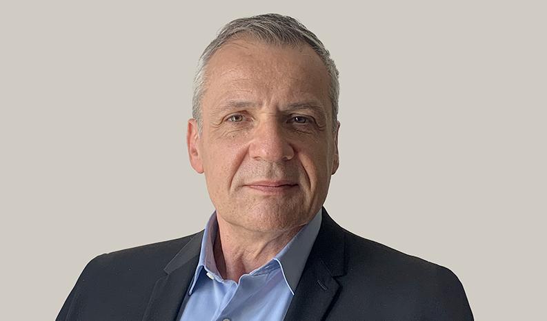Fabien Vincentz, le nouveau président du Symop