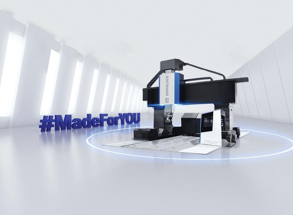 EMO Milan 2021 : Soraluce dévoile ses solutions d'usinage