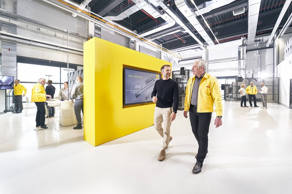 Sandvik Coromant ouvre un centre de recherche en Allemagne