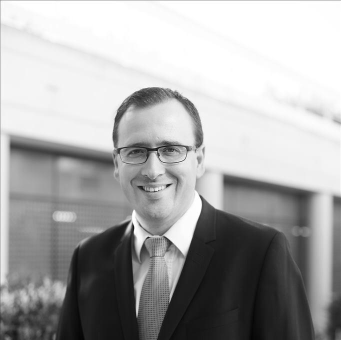 Cyril Aujard, directeur général de Hexagon Metrology SAS