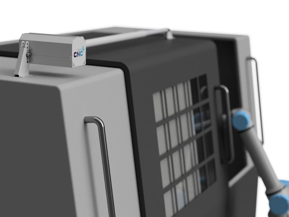 Un appareil pour l'ouverture automatique des machines-outils