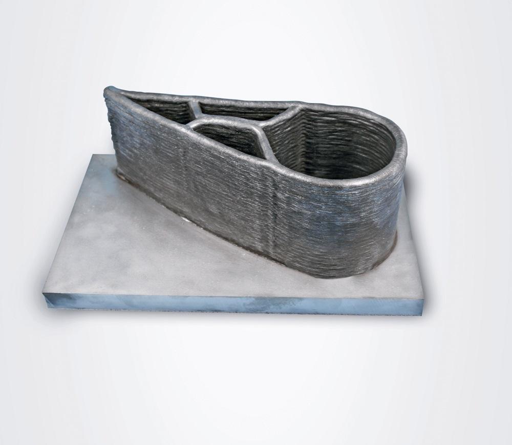 UGIWAM, l'acier pour la fabrication additive à arc électrique