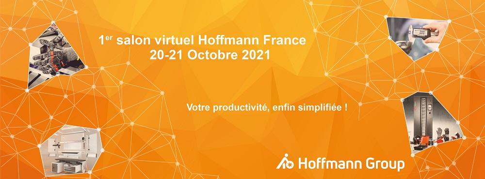 Hoffmann France lance son premier salon virtuel