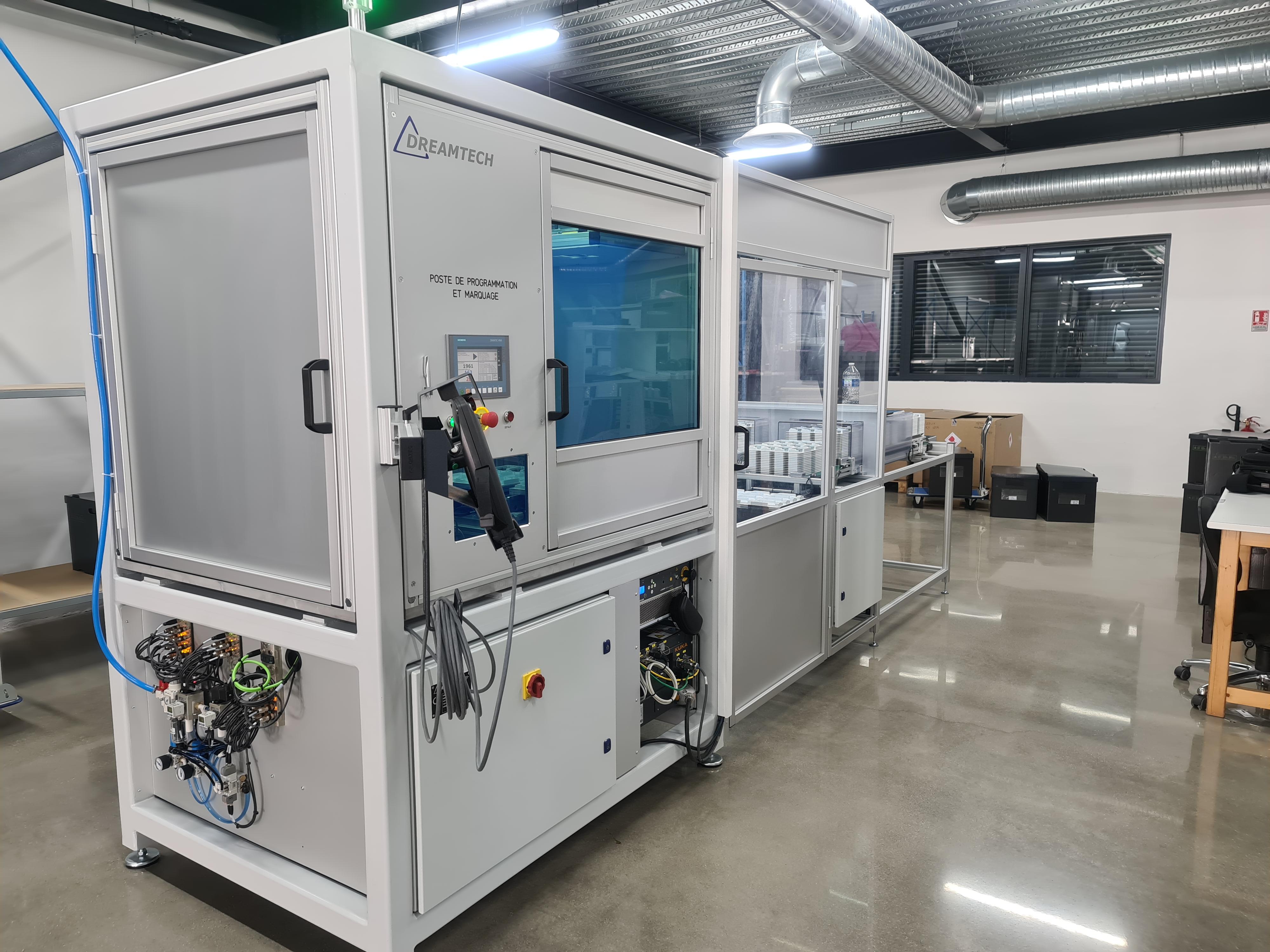 Systèmes industriels et machines spéciales