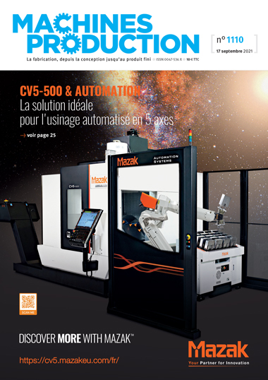 Dernière parution de Machines Production