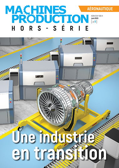 Dernière parution de Machines Production